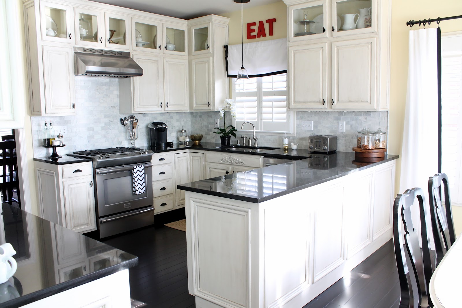 White Kitchens For A Labor Of Love Kitchen Reveal Our Fifth House