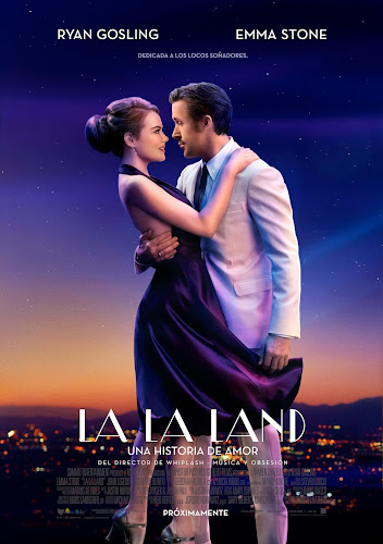La La Land (BRRip 720p Dual Latino / Ingles) (2016)