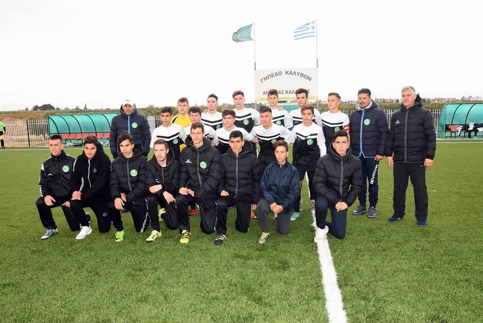 Διοργάνωση 2 τουρνουά ποδοσφαίρου για την στελέχωση των Μικτών Ομάδων μας