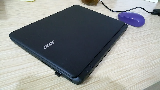 review acer aspire ES 11