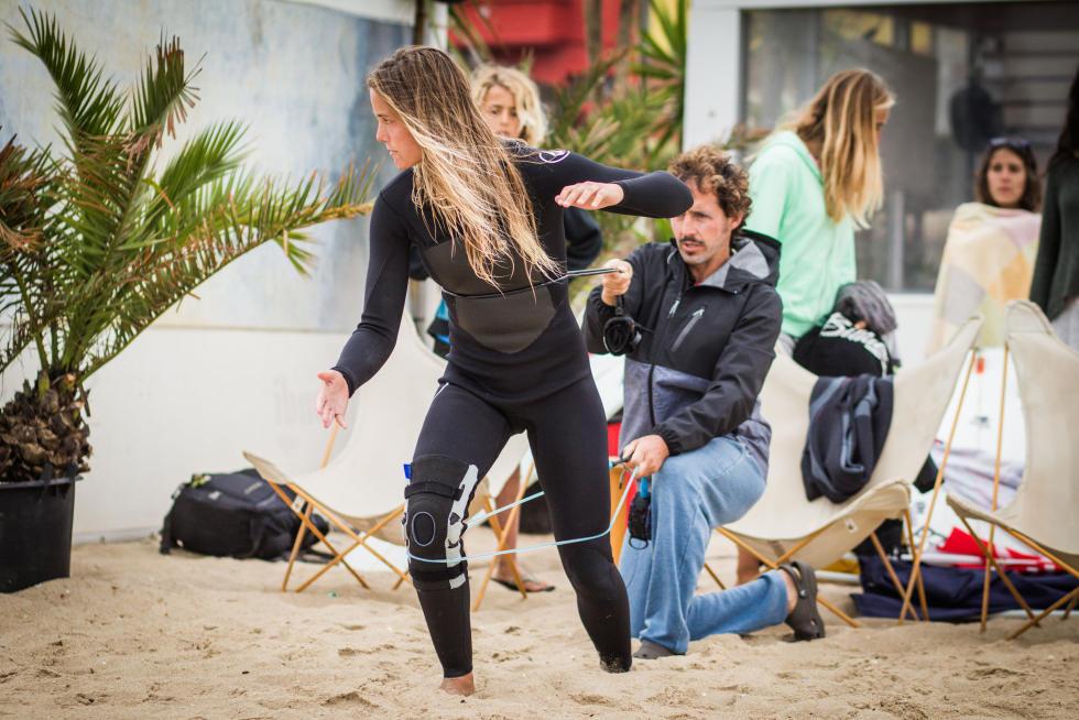 19 Leticia Canales Bilbao EUK Prozis Pro Junior Espinho Foto WSL Damien Poullenot