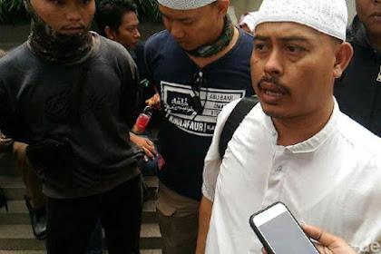 Jadi Tersangka, Ketum PA 212: Memilukan dan Memalukan Hukum di Indonesia