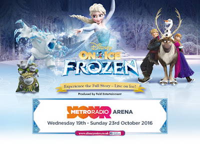 How to buy pre-sale tickets for Disney On Ice presents Frozen at Newcastle's Metro Radio Arena