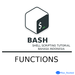 Tutorial Bash Shell Scripting : Functions