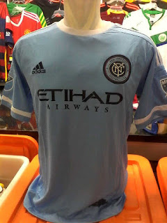 gamabr desain terbaru jersey liga amerika Jersey New York City home terbaru musim 2015/2016 di enkosa sport