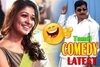 Tamil Comedy | Nayanthara | Soori | Tamil Movie Funny Scenes