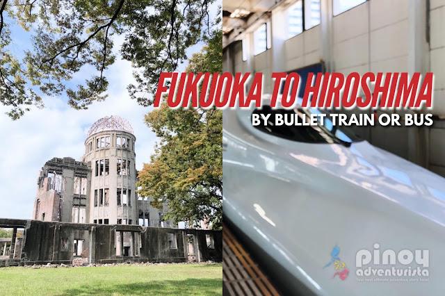 FUKUOKA TO HIROSHIMA TRAVEL GUIDE BLOG
