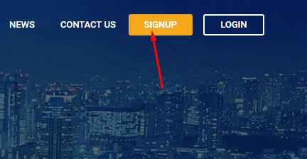Регистрация в СryptoState
