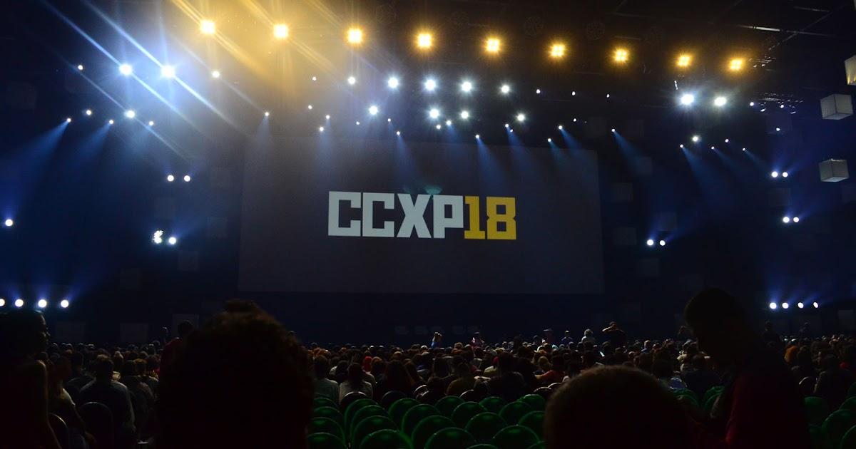 Tem Na Web - CCXP 2018 , foi épico pra você?