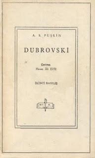 Alexandr Sergeyeviç Puşkin  - Dubrovski