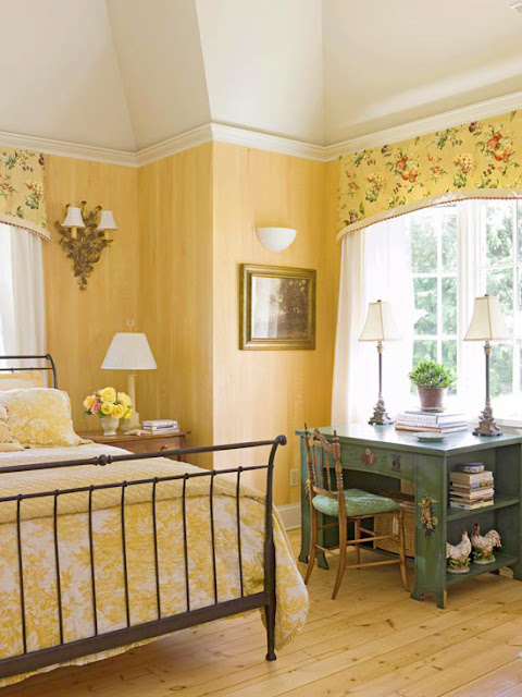 French Country Toile Bedding