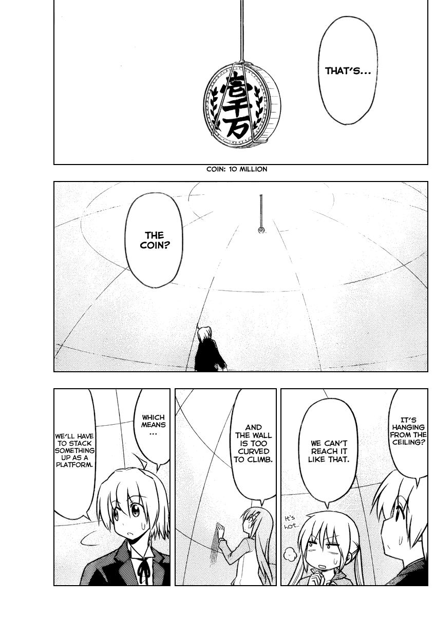 Hayate the Combat Butler - Chapter 549