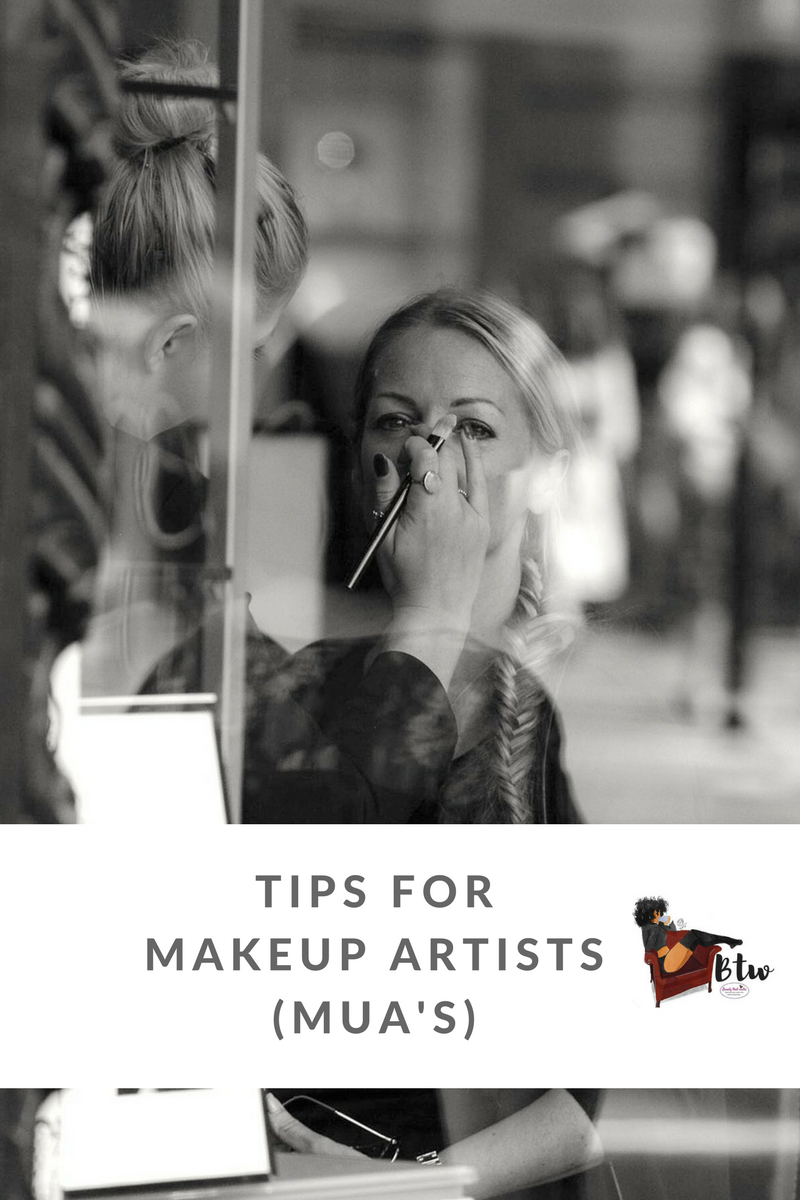 Tips for Makeup Artist