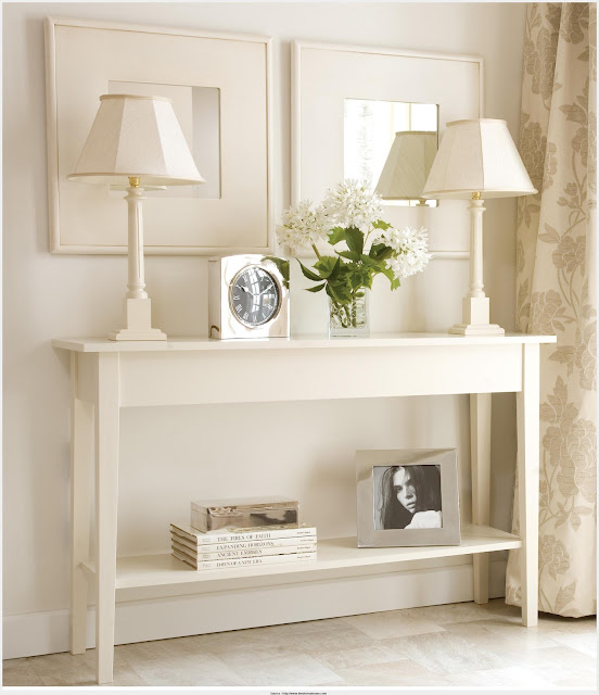 Beautiful Hallway Console Table Trends