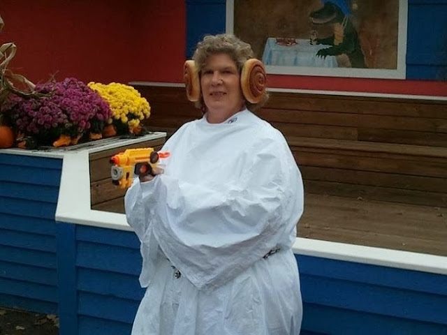 bad princess leia costumes