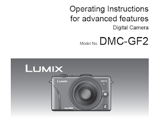 Panasonic DMC-GH2 Operating Instructions Manual