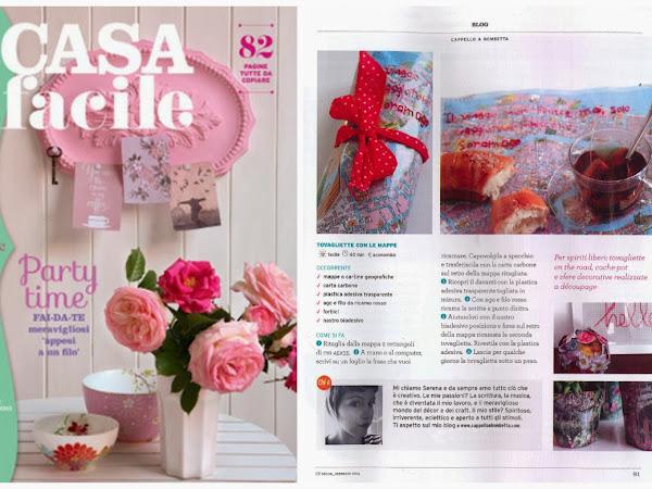 Cappello A Bombetta su Casafacile! BowlerHat on Casafacile Magazine!