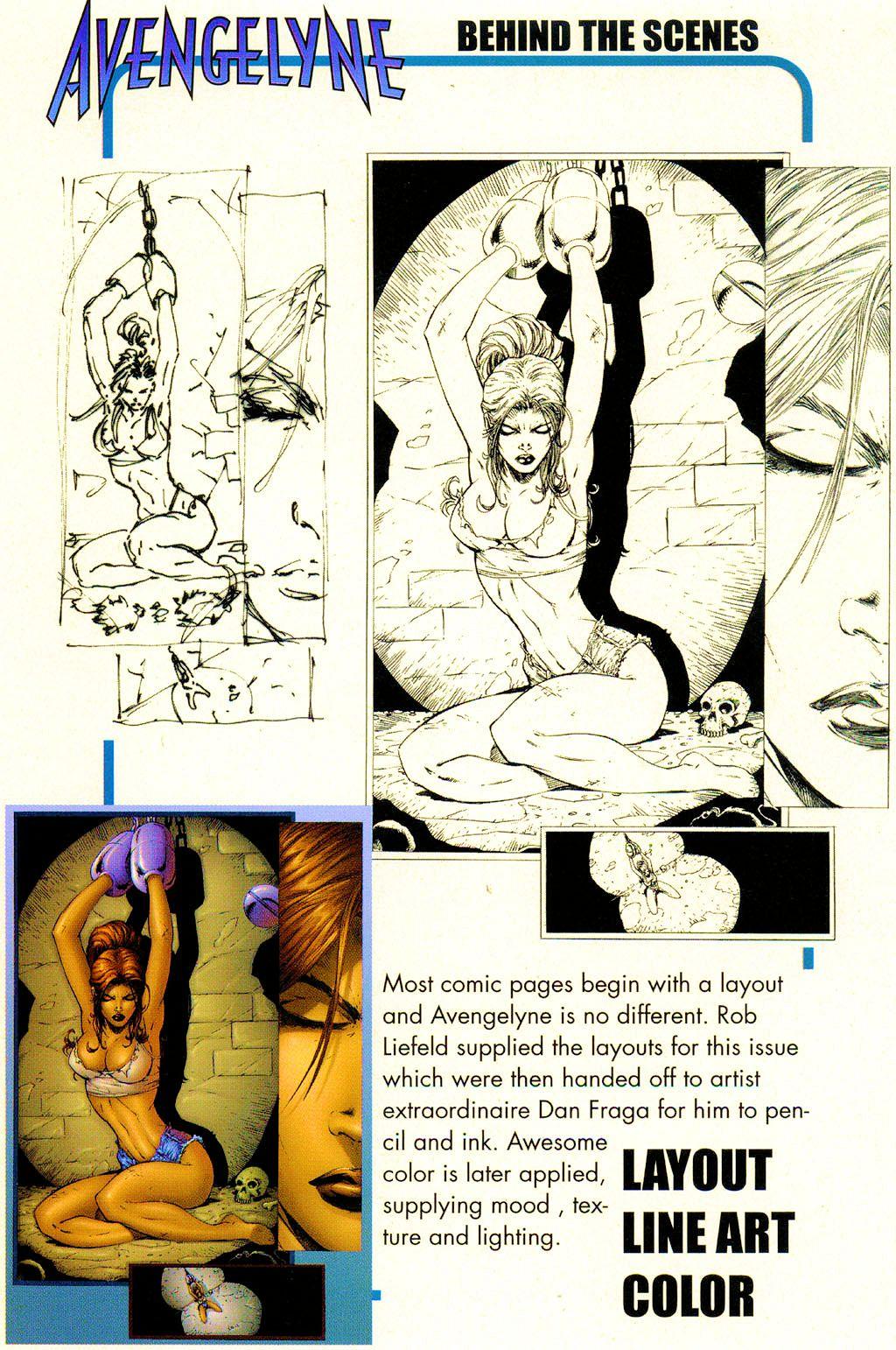 Read online Avengelyne (1999) comic -  Issue #Avengelyne (1999) Full - 20
