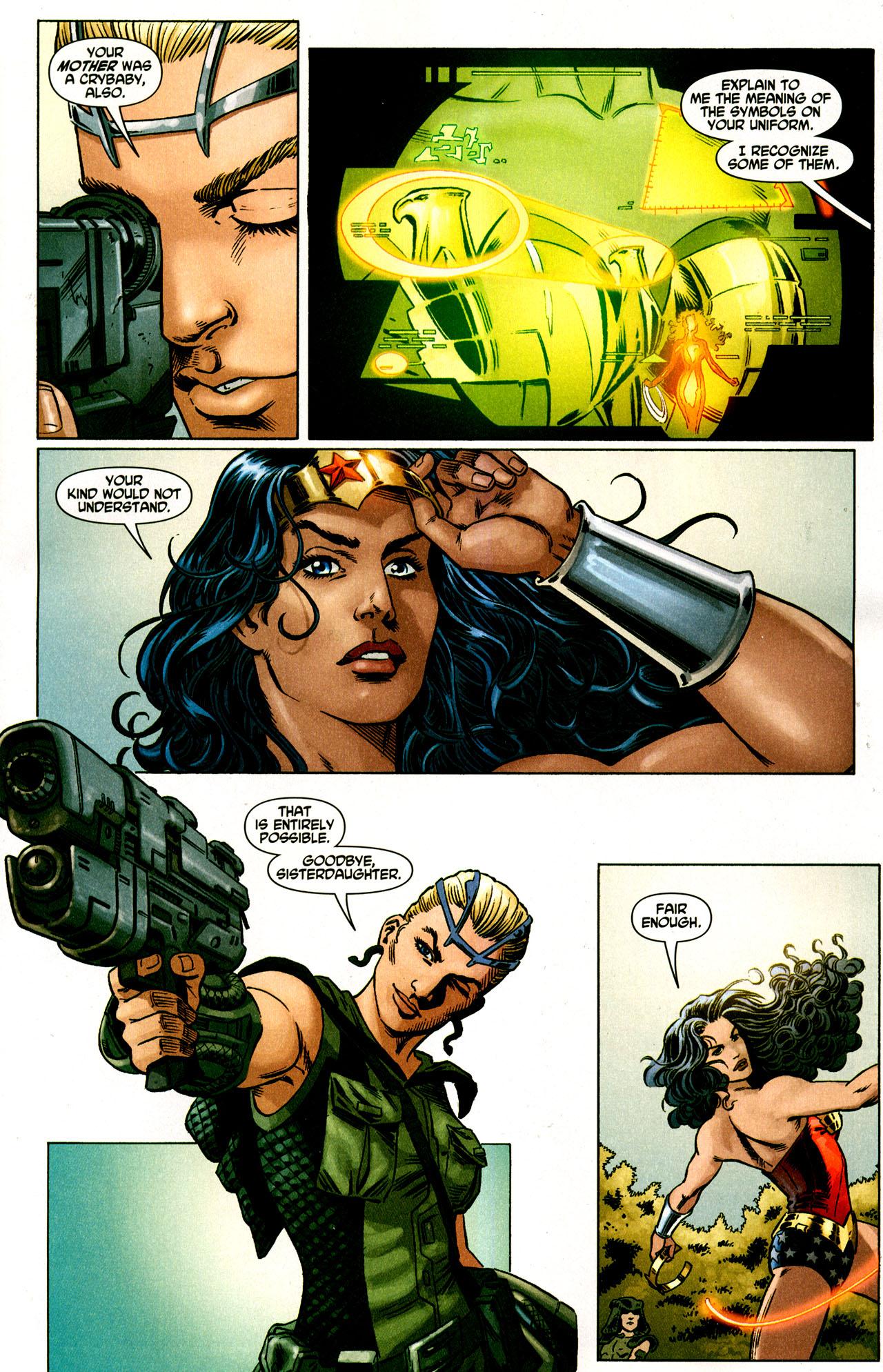 Read online Wonder Woman (2006) comic -  Issue #43 - 8