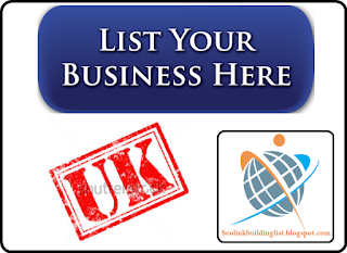 top high pr business listing sites list for UK