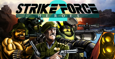strike force heroes 2 unblocked