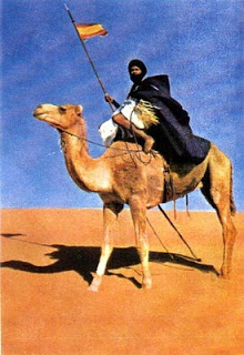 TROPAS NÓMADAS DEL SAHARA ESPAÑOL - BELLUMARTIS HISTORIA MILITAR