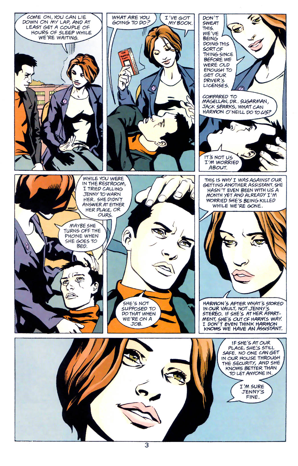 Read online Midnight, Mass comic -  Issue #6 - 4