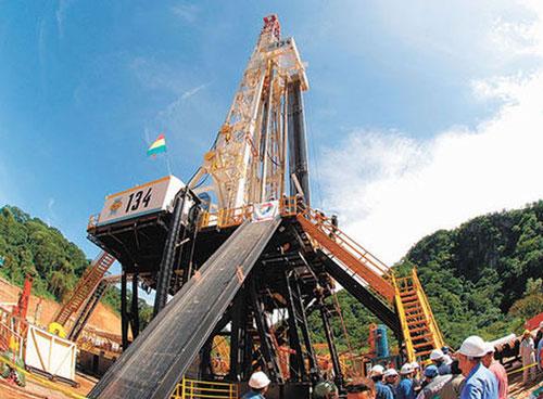 Gobernación de Tarija busca formar Consejo de regiones productoras de gas