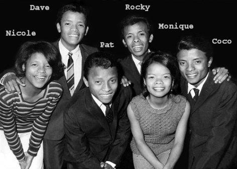 separation shoes ffcf4 05041 Grupo musical pop formado el año 1963 en Antananarivo (Madagascar) e  integrado por los seis hermanos Rabaraona  Monique (8-5-45 a 15-11-93),  Nicole (21-7-46 ...