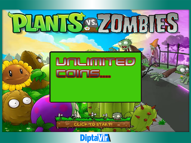 Cara Cheat Plants Vs Zombies Unlimited Coins di Android