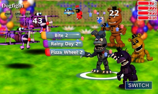 Five Nights at Freddy's World PC Full