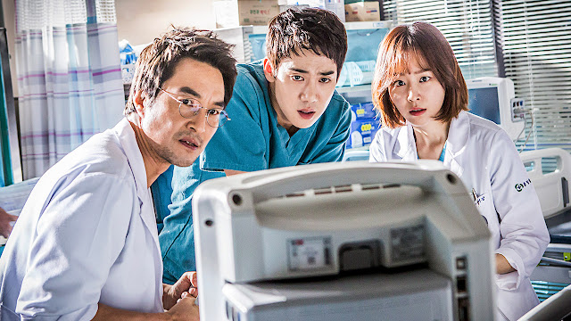 Romantic Doctor, Teacher Kim Batch Subtitle Indonesia