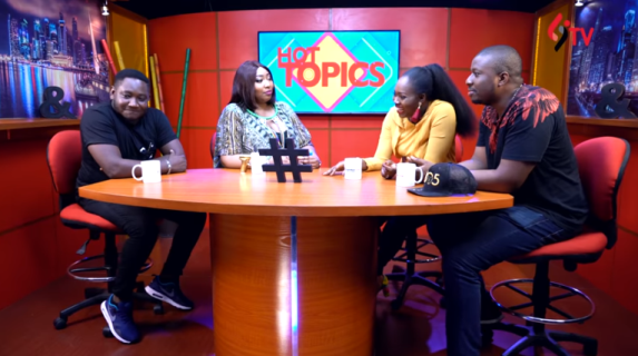 Latasha Ngwube and her panel discuss the hottest topics and it's a must watch!