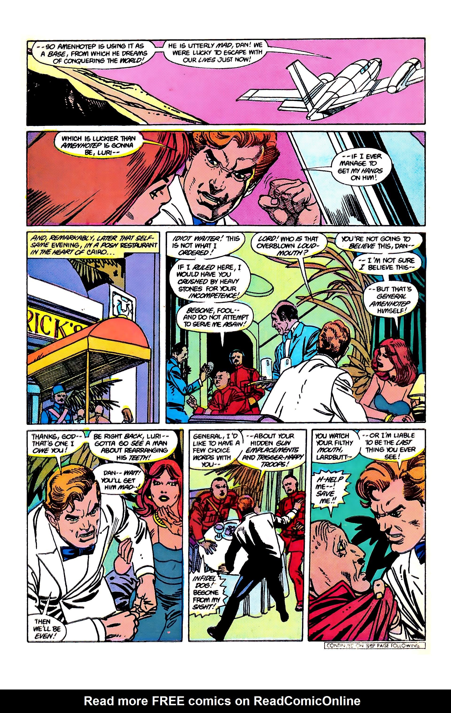Read online Secret Origins (1986) comic -  Issue #2 - 6