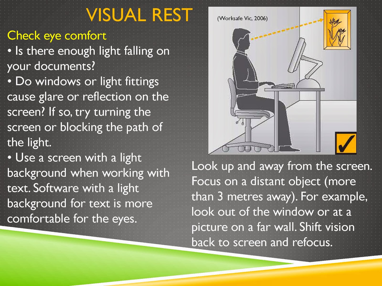 VISUAL REST