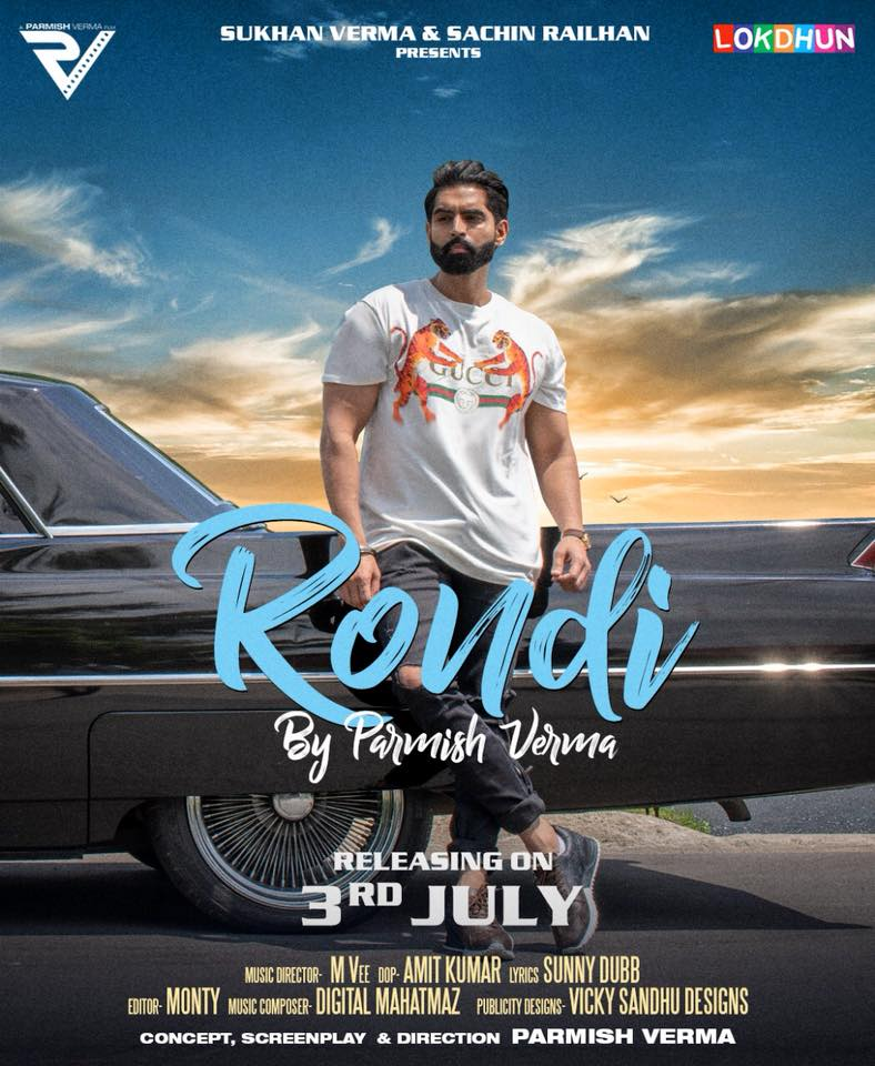 Rondi  Parmish Verma   new song