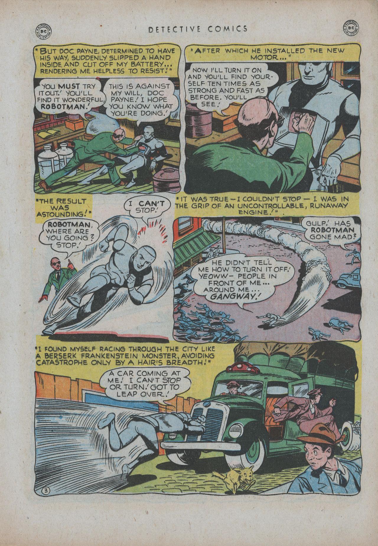 Detective Comics (1937) 151 Page 18