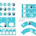 Free Printable Frozen Mini Kit.