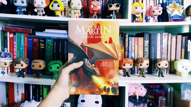 Fogo & Sangue | George R. R. Martin