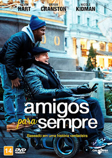 Amigos Para Sempre (The Upside) - HDRip Dual Áudio