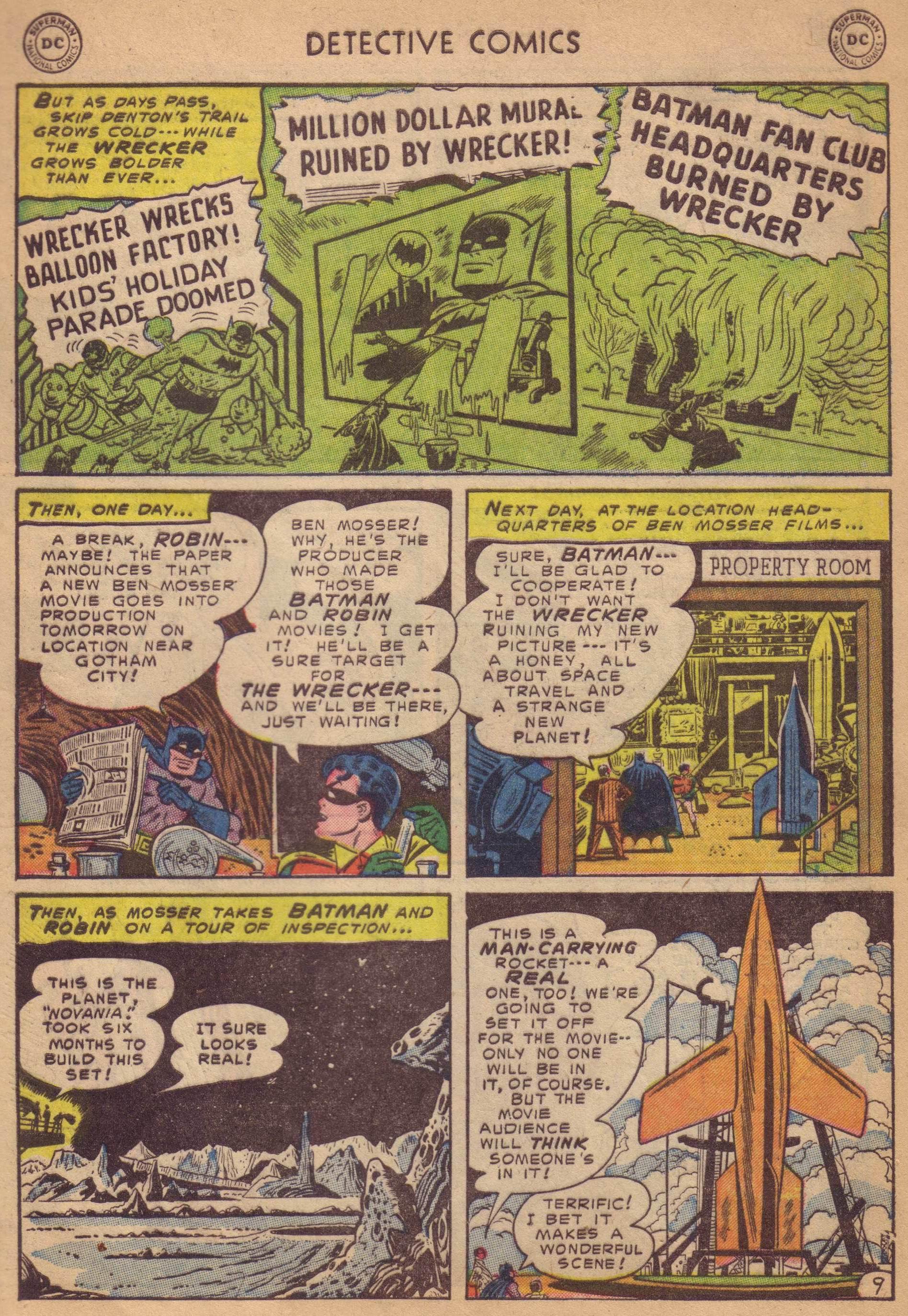 Read online Detective Comics (1937) comic -  Issue #197 - 11