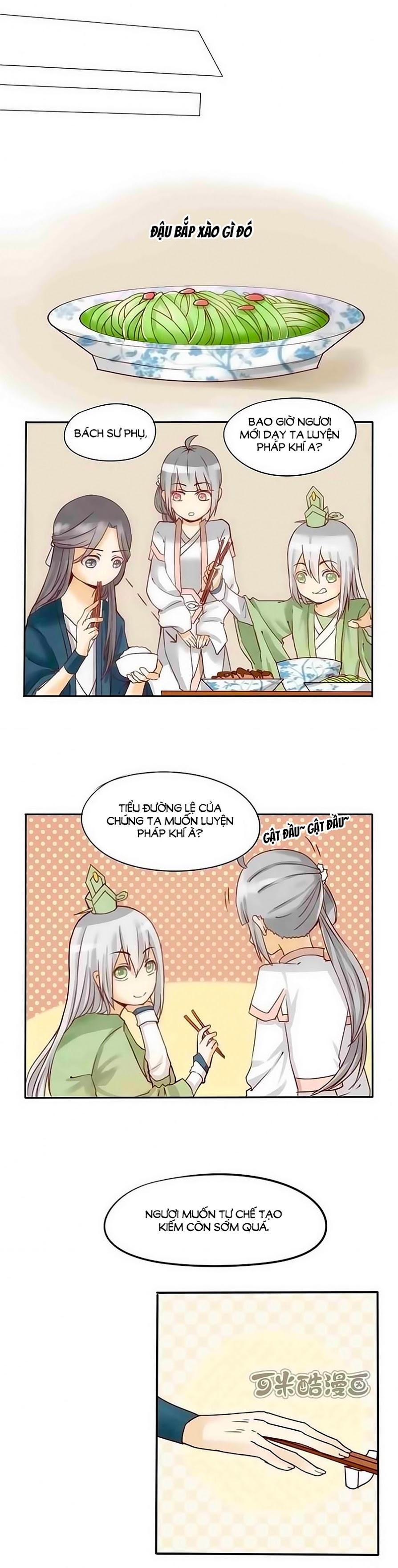 Thượng Tiên Ham Ăn Của Ta - Chap 7