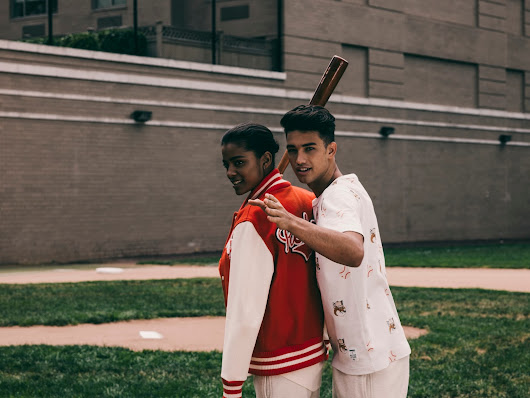 REEBOK x MAISON KITSUNÉ; 'BASEBALL LEAGUE' Collection