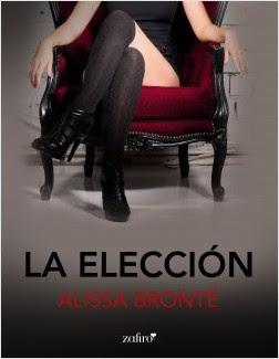 http://www.amazon.es/Elecci%C3%B3n-Alissa-Bront%C3%AB-ebook/dp/B01BMY9NTQ?ie=UTF8&keywords=la%20elecci%C3%B3n&qid=1461145219&ref_=sr_1_1&sr=8-1