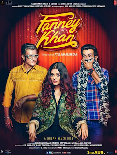 Fanney Khan First Look Poster 3