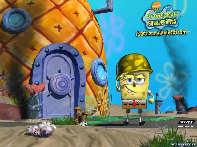 SpongeBob SquarePants Battle for Bikini Bottom PC Full Version