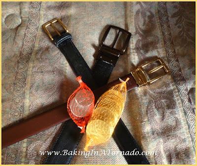 Menorah on the door-ah blog post | www.BakingInATornado.com | #humor #chanukah