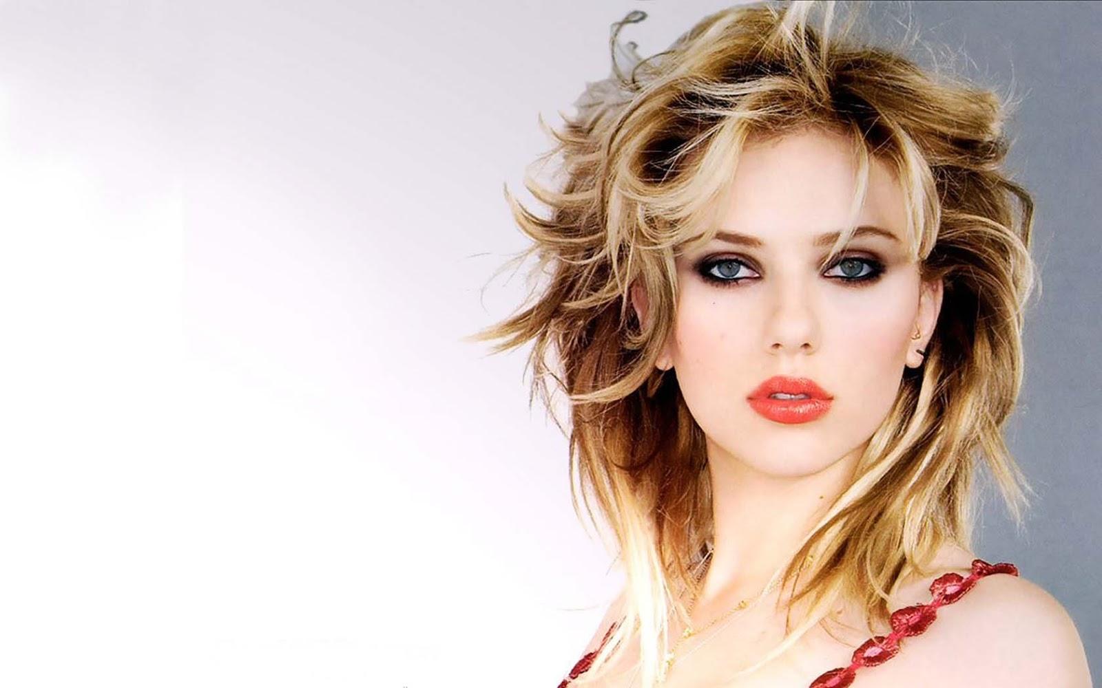Scarlett Johansson - Hd Wallpapers-5424