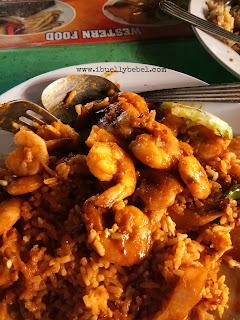 Nasi Goreng Udang thorbaikk di Ipoh!