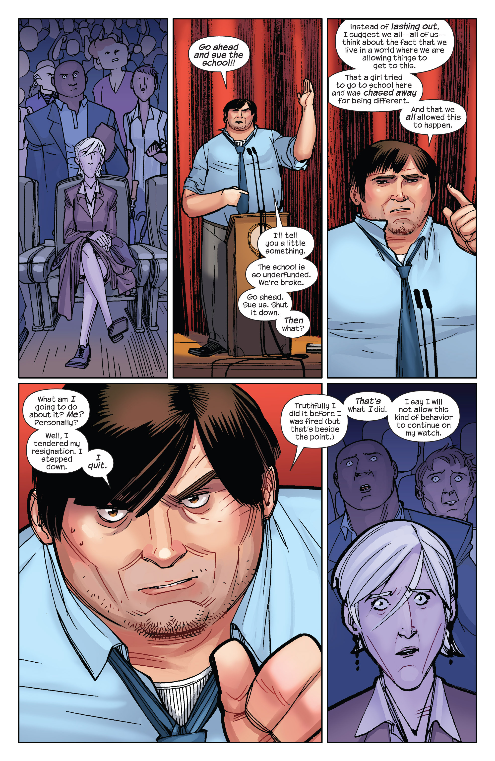 Read online Ultimate Spider-Man (2009) comic -  Issue #10 - 10